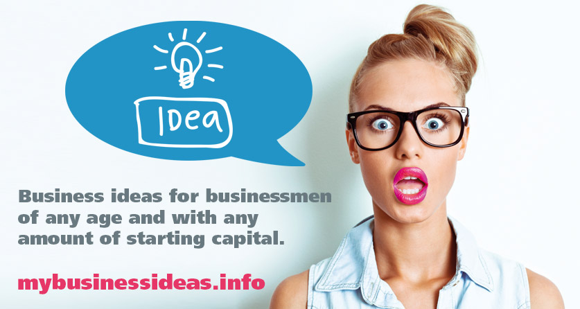 Free Collection of Business Ideas