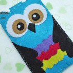 Felt Case for Smartphones and Tablets