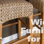 Wicker Furniture for Sale