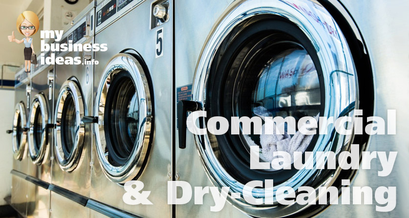 commercial laundry dry cleaning