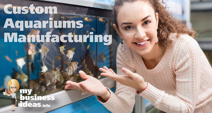 Custom Aquariums Manufacturing